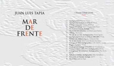 libro de poemas Juan Luis Tapia