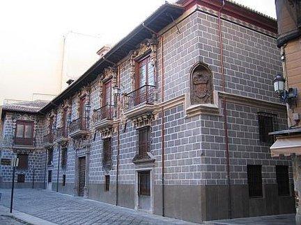 palacio de la Madraza conferencia Granada